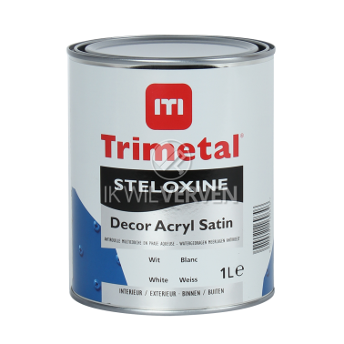 Trimetal Steloxine Decor Acryl Satin