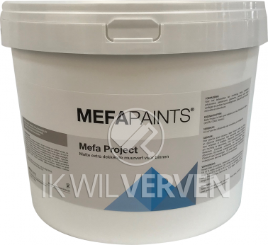Mefapaints Mefa Project